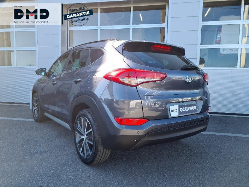 Hyundai Tucson 1.7 Crdi 141ch Edition #mondial 2wd Dct-7 - Visuel #3