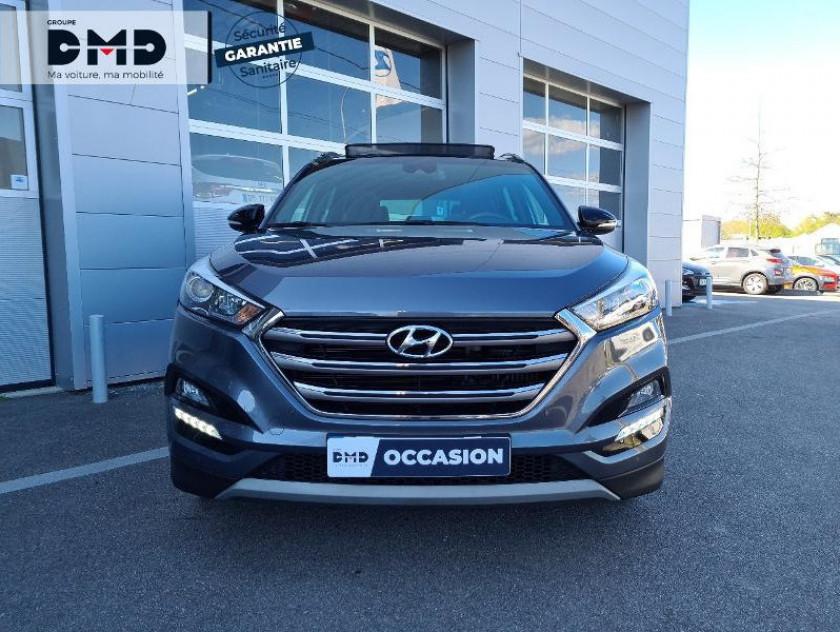 Hyundai Tucson 1.7 Crdi 141ch Edition #mondial 2wd Dct-7 - Visuel #4