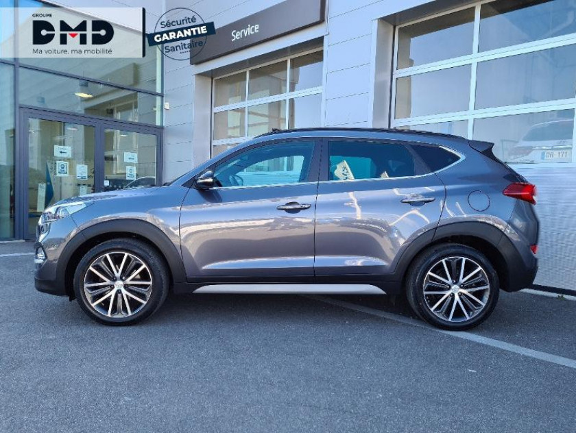 Hyundai Tucson 1.7 Crdi 141ch Edition #mondial 2wd Dct-7 - Visuel #2
