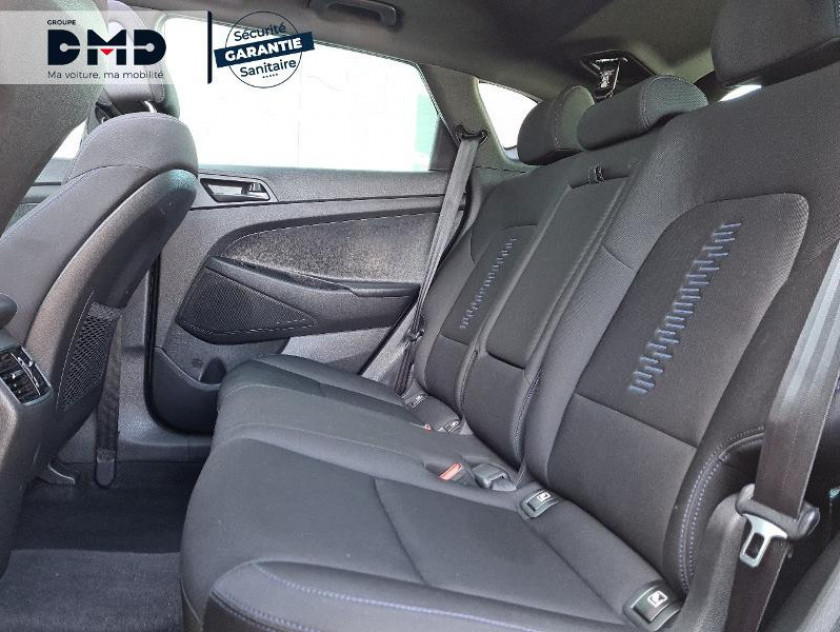 Hyundai Tucson 1.7 Crdi 141ch Edition #mondial 2wd Dct-7 - Visuel #10