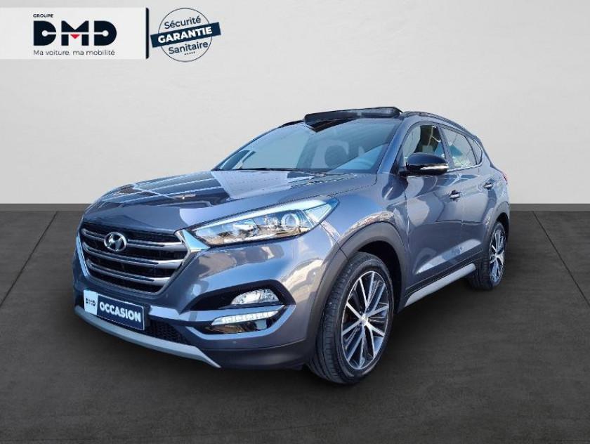 Hyundai Tucson 1.7 Crdi 141ch Edition #mondial 2wd Dct-7 - Visuel #1