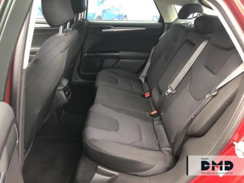 Ford Mondeo 2.0 Tdci 150ch Titanium Powershift 5p - Visuel #17