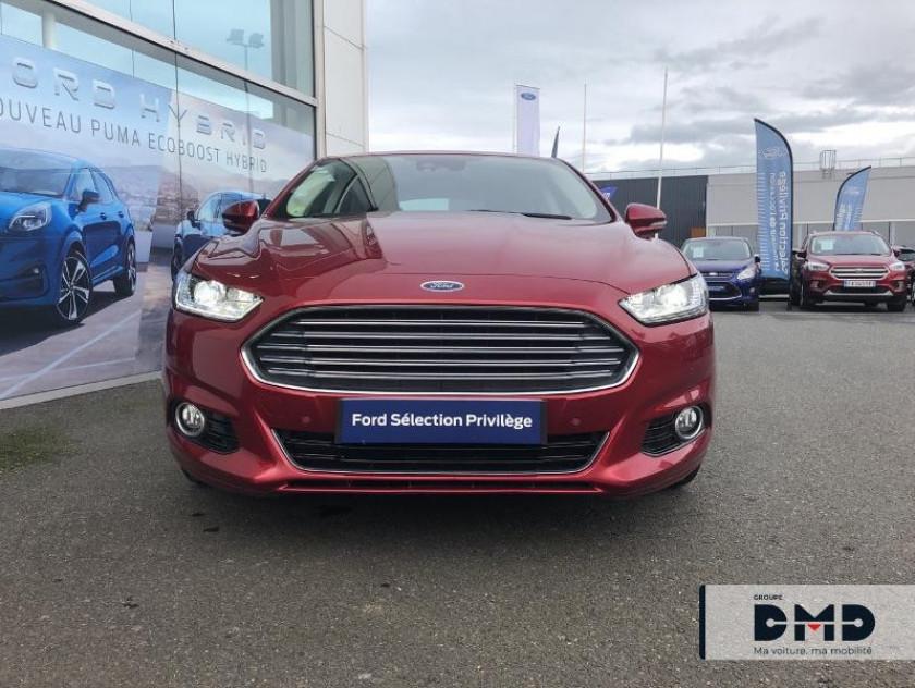 Ford Mondeo 2.0 Tdci 150ch Titanium Powershift 5p - Visuel #4