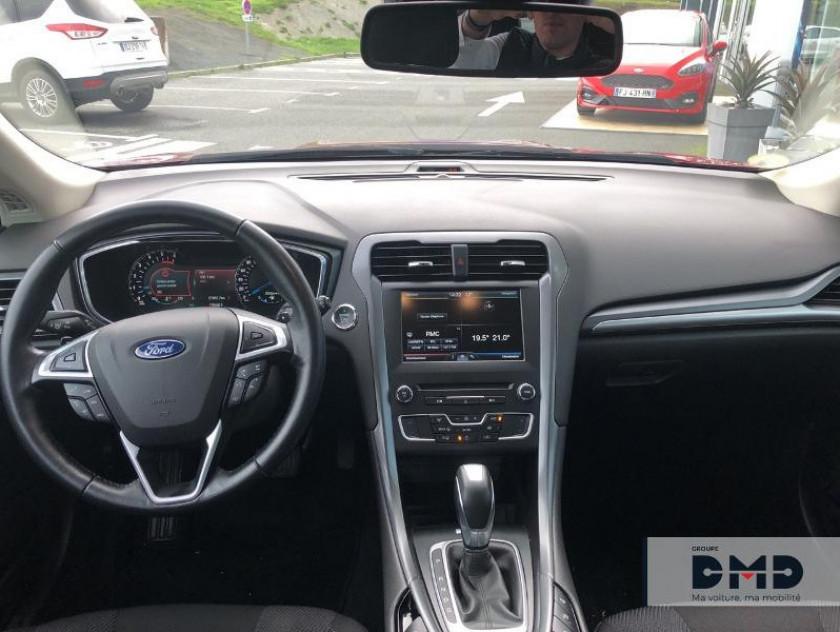 Ford Mondeo 2.0 Tdci 150ch Titanium Powershift 5p - Visuel #5