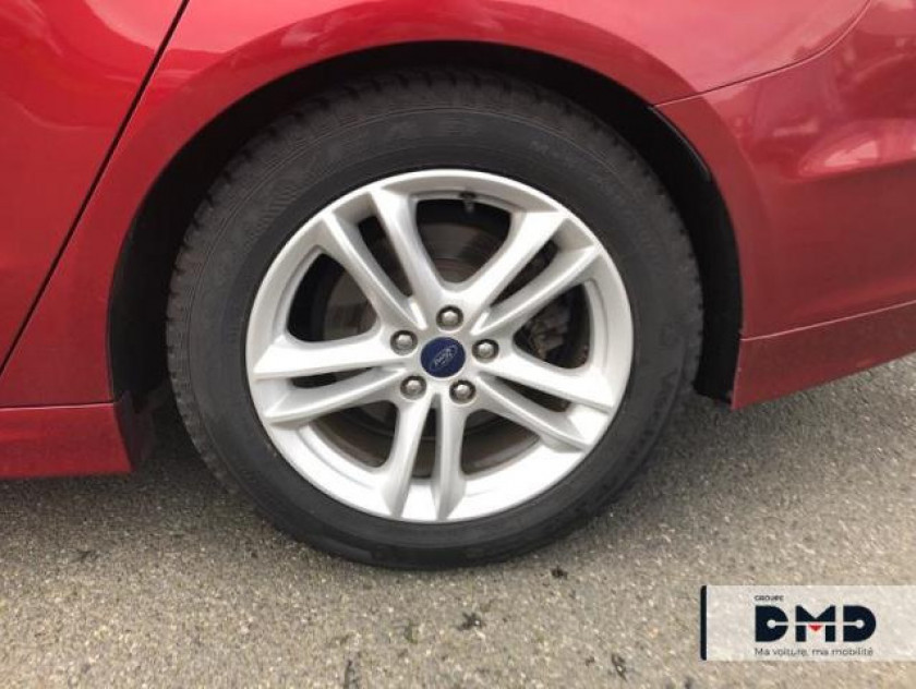 Ford Mondeo 2.0 Tdci 150ch Titanium Powershift 5p - Visuel #20