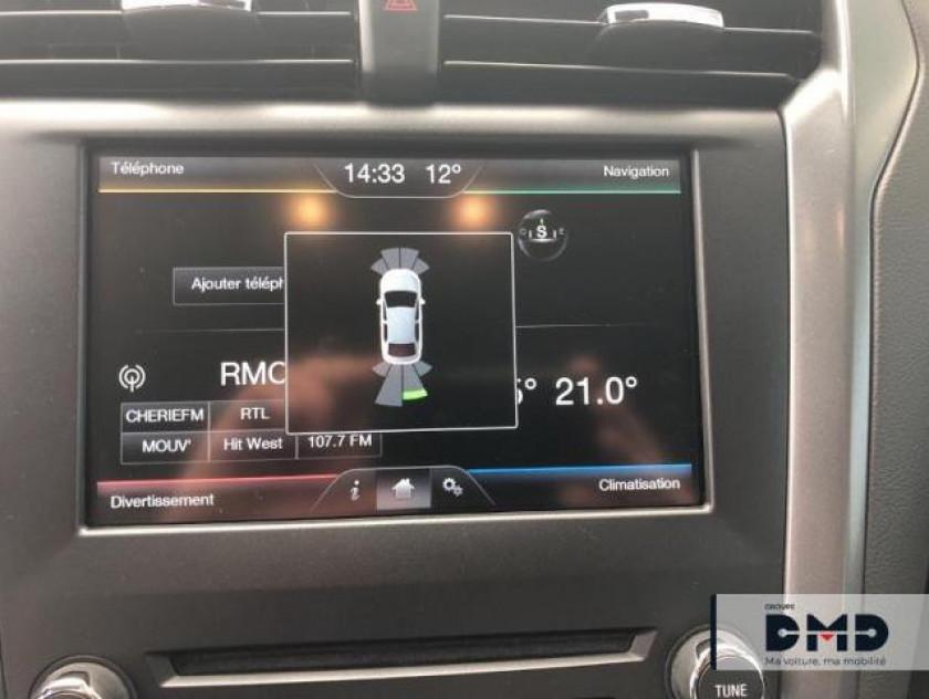 Ford Mondeo 2.0 Tdci 150ch Titanium Powershift 5p - Visuel #22