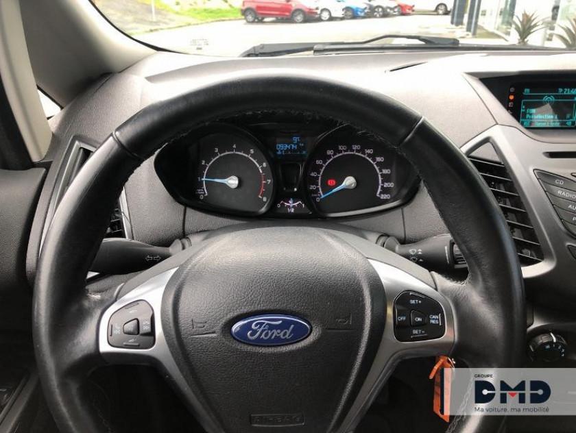 Ford Ecosport 1.0 Ecoboost 125ch Trend - Visuel #7