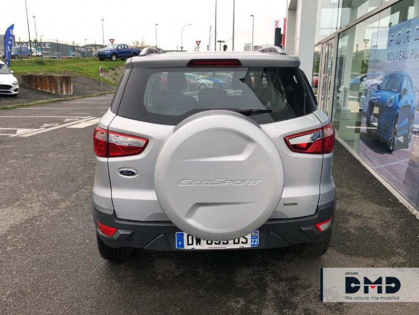Ford Ecosport 1.0 Ecoboost 125ch Trend - Visuel #10
