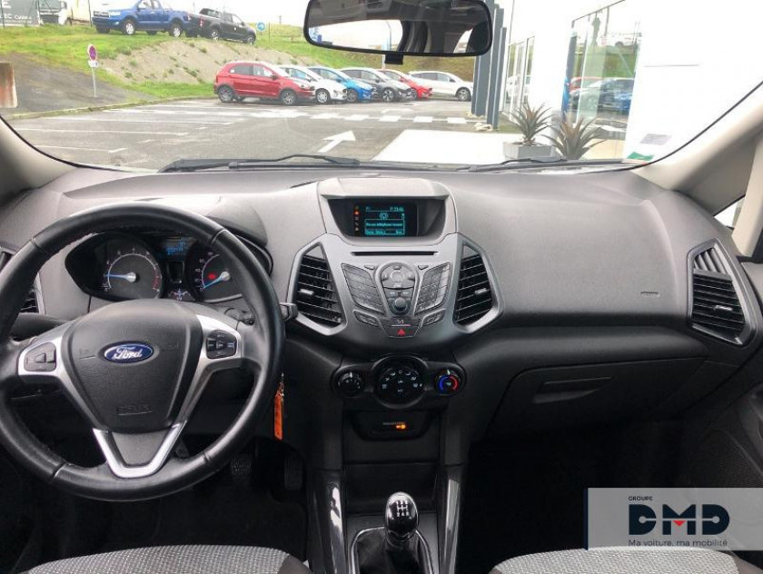 Ford Ecosport 1.0 Ecoboost 125ch Trend - Visuel #4