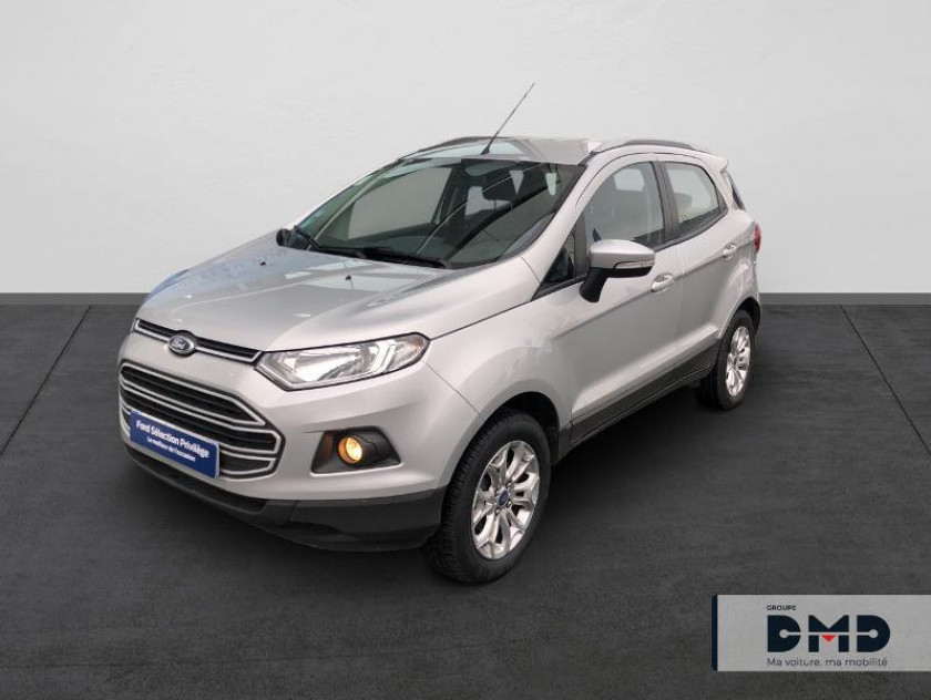 Ford Ecosport 1.0 Ecoboost 125ch Trend - Visuel #14