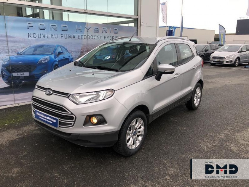 Ford Ecosport 1.0 Ecoboost 125ch Trend - Visuel #13