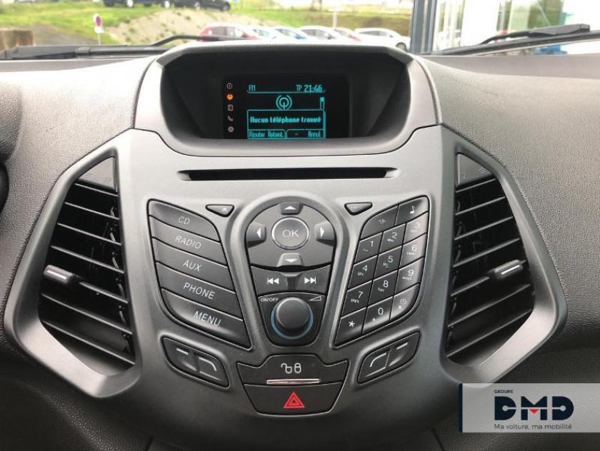 Ford Ecosport 1.0 Ecoboost 125ch Trend - Visuel #6