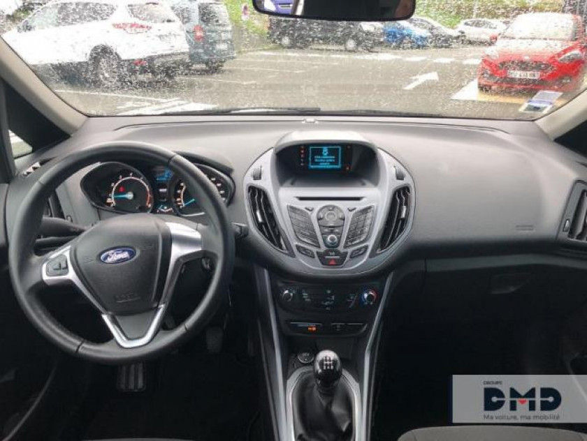 Ford B-max 1.0 Scti 100ch Ecoboost Stop&start Edition - Visuel #5