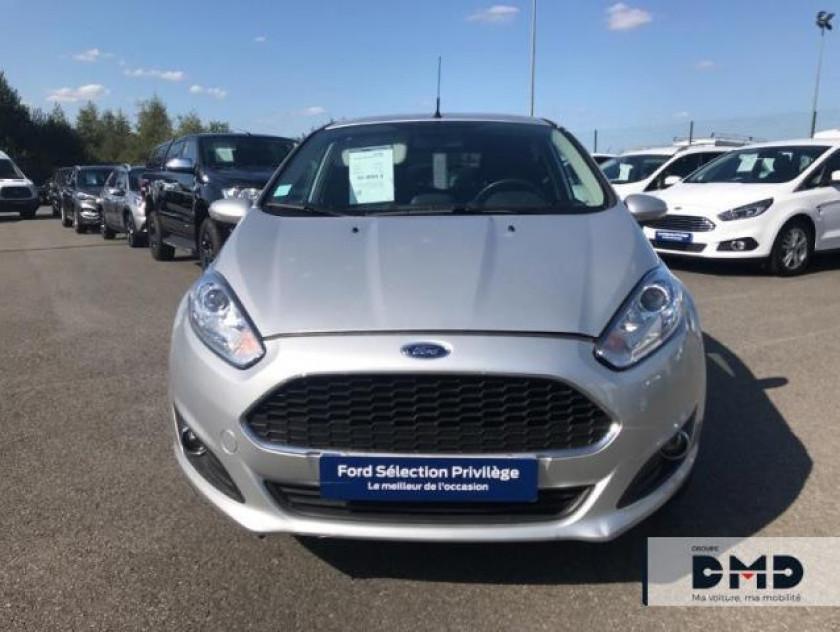 Ford Fiesta 1.25 82ch Fun 5p - Visuel #4
