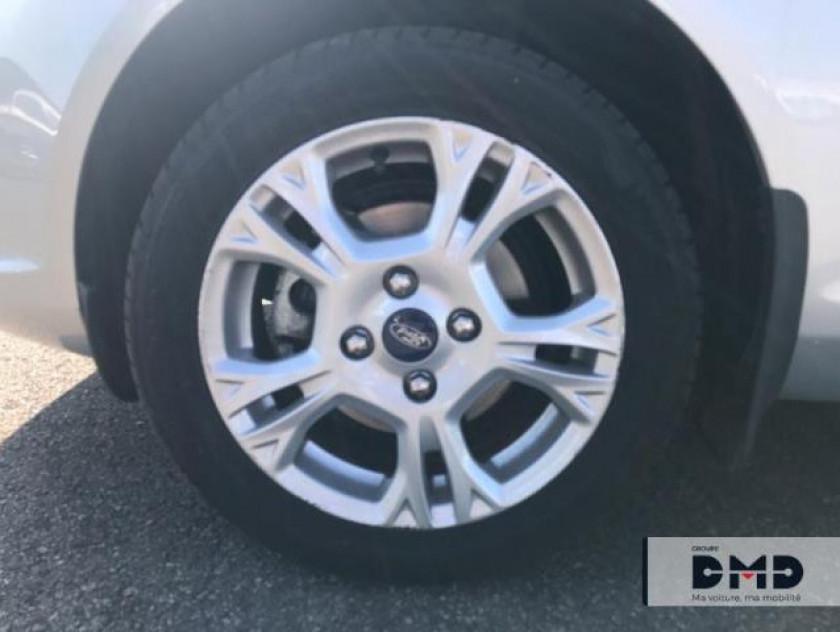 Ford Fiesta 1.25 82ch Fun 5p - Visuel #13