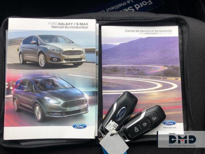 Ford S-max 2.0 Tdci 180ch Stop&start Titanium Powershift - Visuel #16