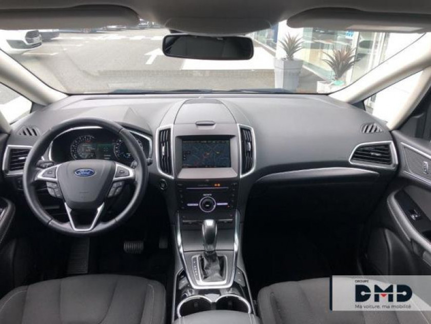 Ford S-max 2.0 Tdci 180ch Stop&start Titanium Powershift - Visuel #5