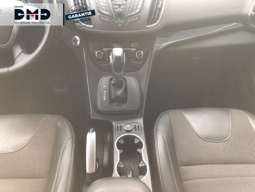 Ford Kuga 2.0 Tdci 140ch Fap Titanium 4x4 Powershift - Visuel #8
