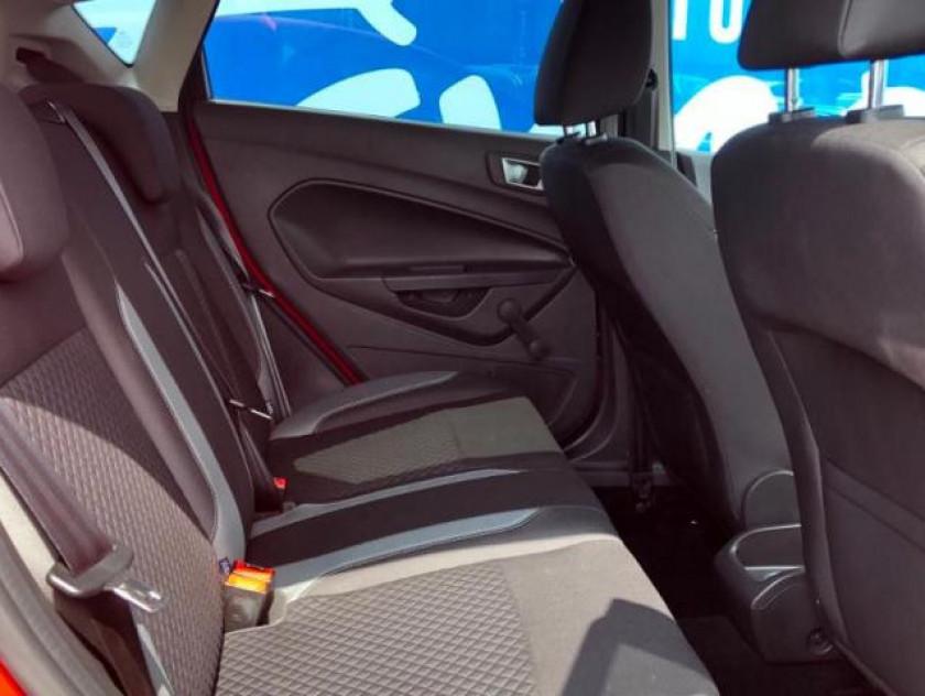 Ford Fiesta 1.5 Tdci 75ch Stop&start Edition 5p - Visuel #2