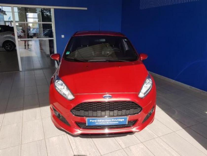 Ford Fiesta 1.5 Tdci 95ch Fap St Line 5p - Visuel #2