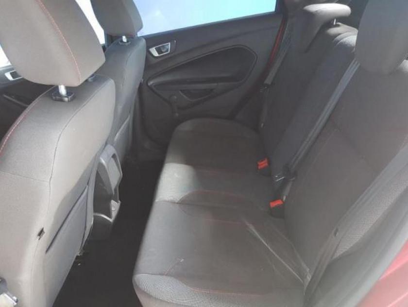 Ford Fiesta 1.5 Tdci 95ch Fap St Line 5p - Visuel #6