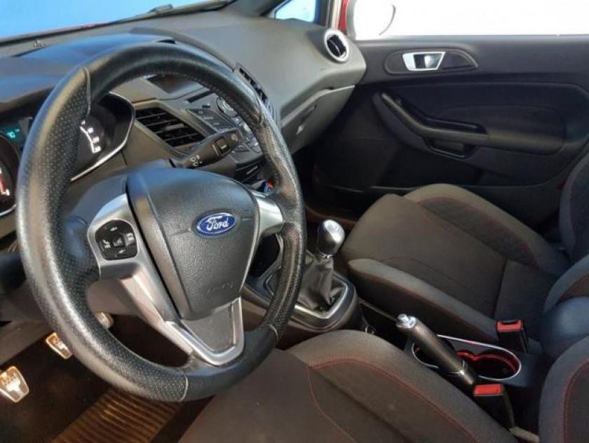 Ford Fiesta 1.5 Tdci 95ch Fap St Line 5p - Visuel #5