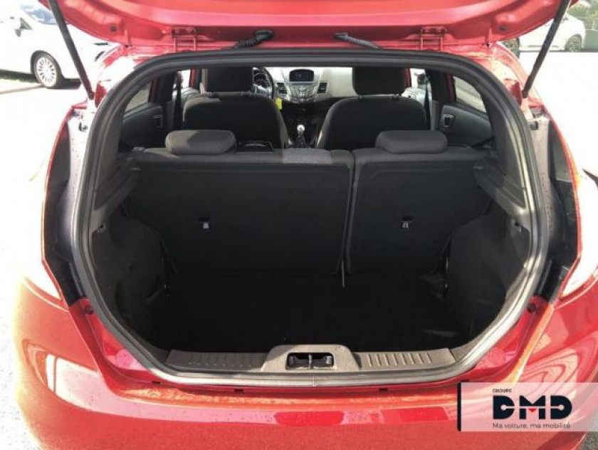 Ford Fiesta 1.5 Tdci 95ch Fap St Line 5p - Visuel #12