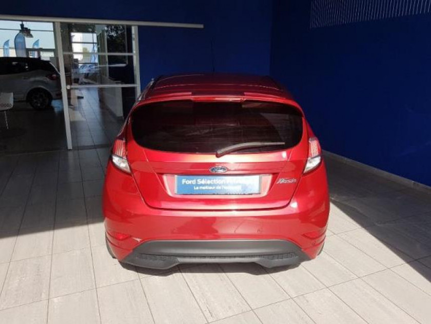 Ford Fiesta 1.5 Tdci 95ch Fap St Line 5p - Visuel #4