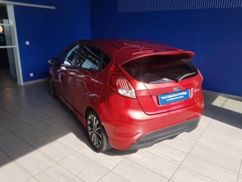 Ford Fiesta 1.5 Tdci 95ch Fap St Line 5p - Visuel #3