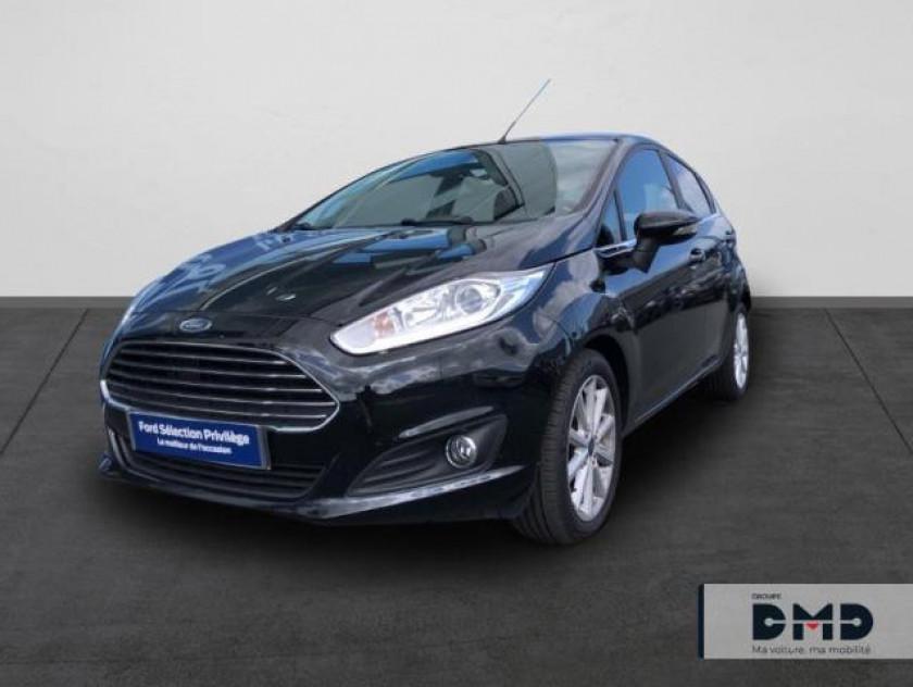 Ford Fiesta 1.5 Tdci 75ch Stop&start Titanium 5p - Visuel #1