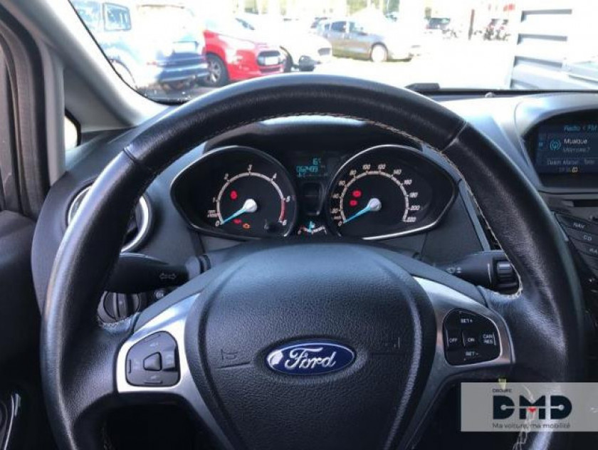 Ford Fiesta 1.5 Tdci 75ch Stop&start Titanium 5p - Visuel #7