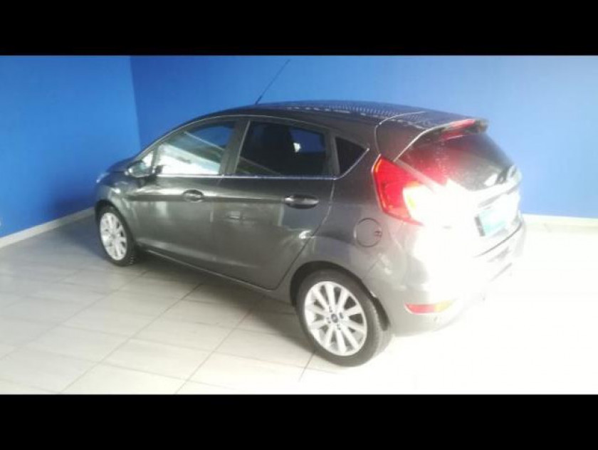 Ford Fiesta 1.5 Tdci 75ch Stop&start Titanium 5p - Visuel #3