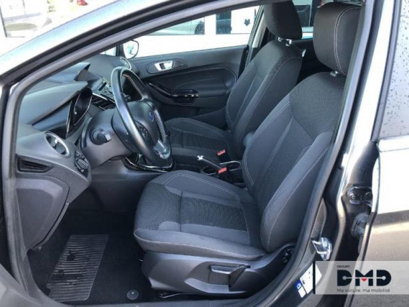 Ford Fiesta 1.5 Tdci 75ch Stop&start Titanium 5p - Visuel #9