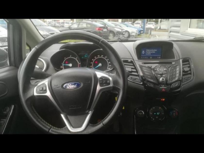 Ford Fiesta 1.5 Tdci 75ch Stop&start Titanium 5p - Visuel #8
