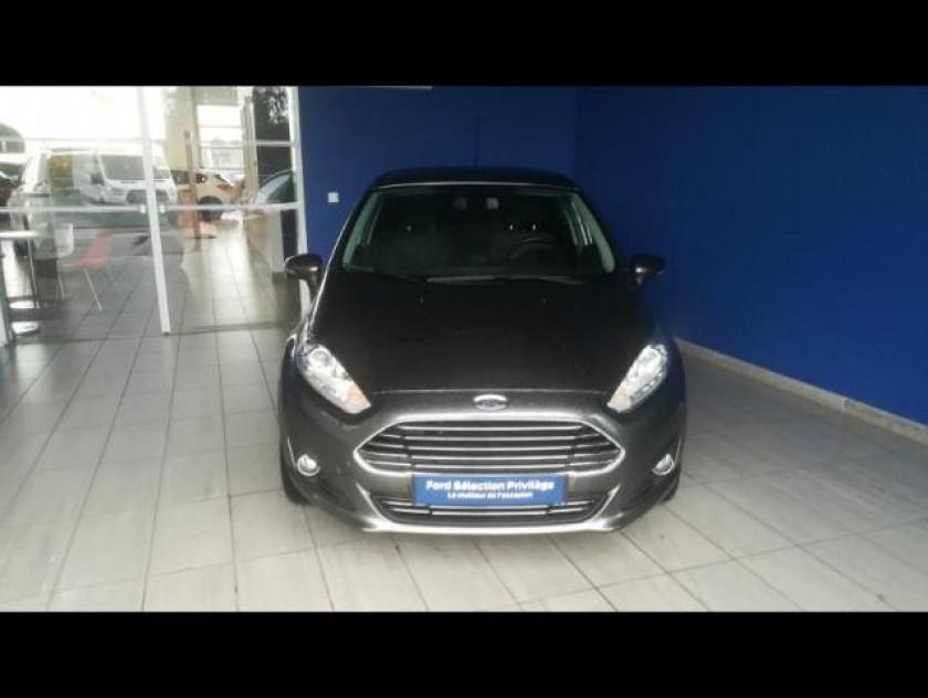 Ford Fiesta 1.5 Tdci 75ch Stop&start Titanium 5p - Visuel #2