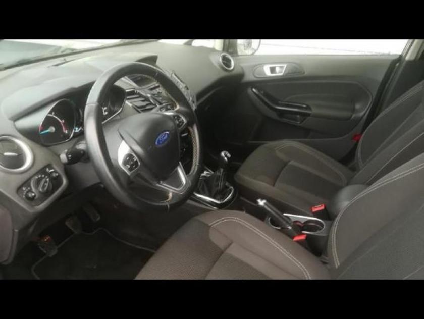 Ford Fiesta 1.5 Tdci 75ch Stop&start Titanium 5p - Visuel #6