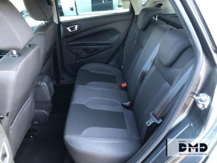 Ford Fiesta 1.5 Tdci 75ch Stop&start Titanium 5p - Visuel #10
