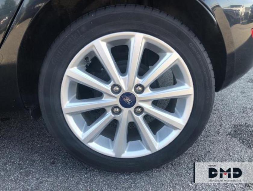 Ford Fiesta 1.5 Tdci 75ch Stop&start Titanium 5p - Visuel #13