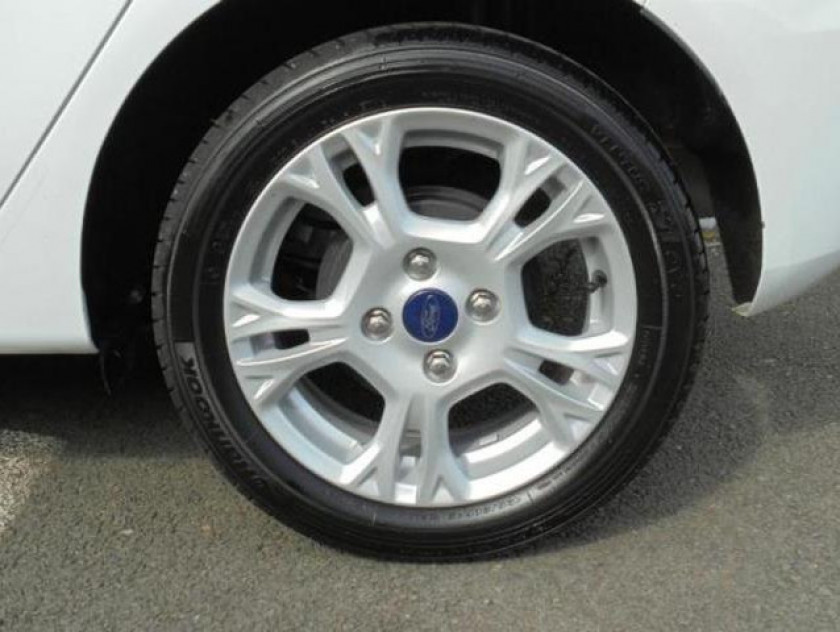 Ford Fiesta 1.5 Tdci 75ch Stop&start Edition 5p - Visuel #10