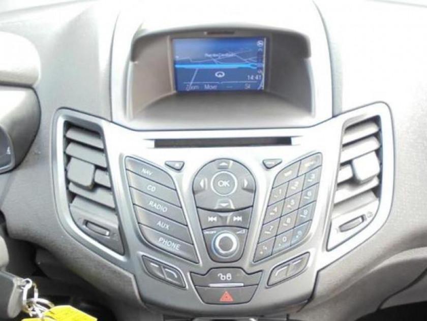 Ford Fiesta 1.5 Tdci 75ch Stop&start Edition 5p - Visuel #8