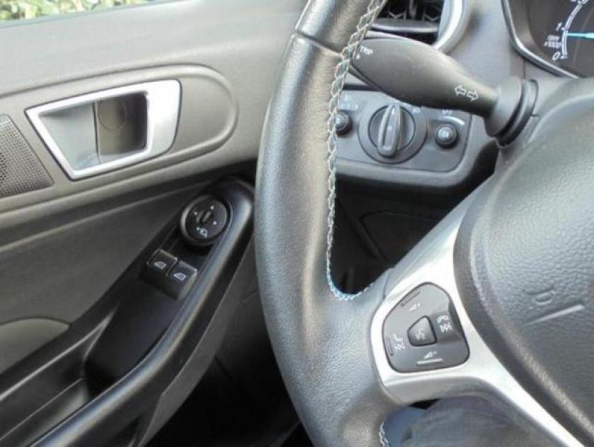 Ford Fiesta 1.5 Tdci 75ch Stop&start Edition 5p - Visuel #18
