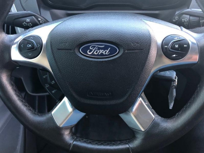 Ford Transit Custom Fg 290 L2h1 2.0 Tdci 105 Trend Business - Visuel #1