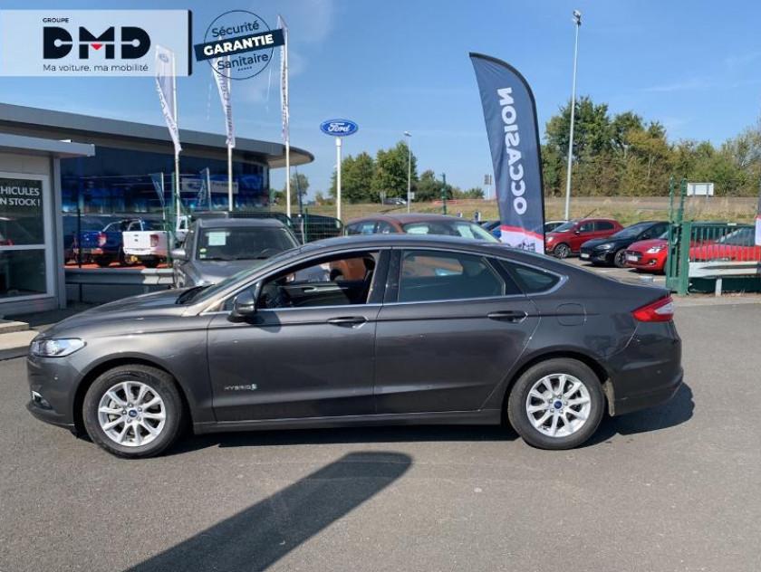Ford Mondeo Hybrid 187ch Titanium Bva 4p - Visuel #2