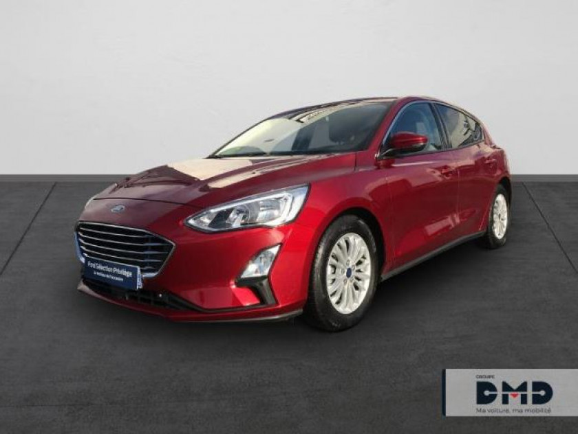 Ford Focus 1.0 Ecoboost 125ch Stop&start Titanium - Visuel #1