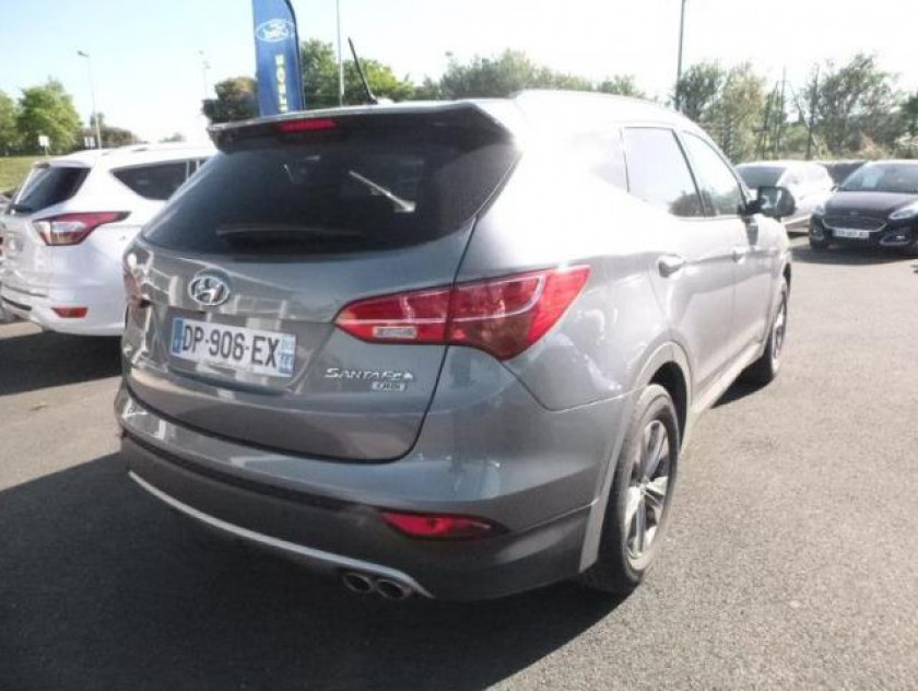 Hyundai Santa Fe 2.2 Crdi 197ch Intuitive - Visuel #7