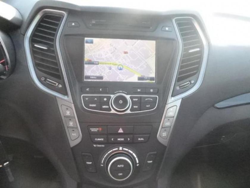Hyundai Santa Fe 2.2 Crdi 197ch Intuitive - Visuel #14