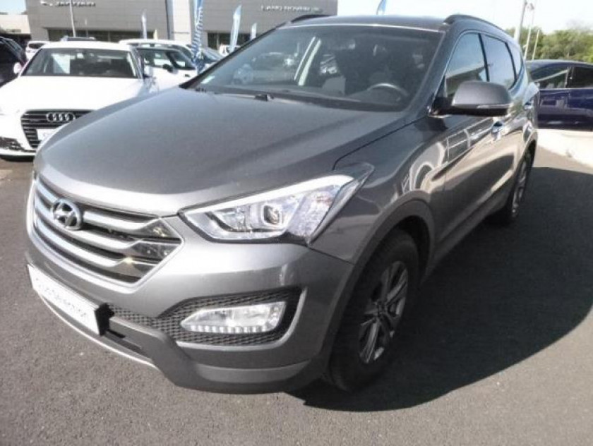 Hyundai Santa Fe 2.2 Crdi 197ch Intuitive - Visuel #1