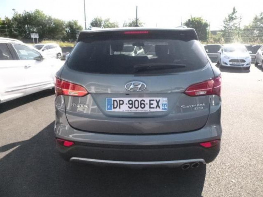 Hyundai Santa Fe 2.2 Crdi 197ch Intuitive - Visuel #8