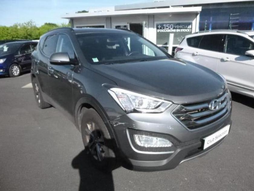 Hyundai Santa Fe 2.2 Crdi 197ch Intuitive - Visuel #3