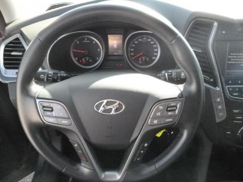 Hyundai Santa Fe 2.2 Crdi 197ch Intuitive - Visuel #5